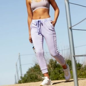 Free People Movement Work it Out Joggers Lavender